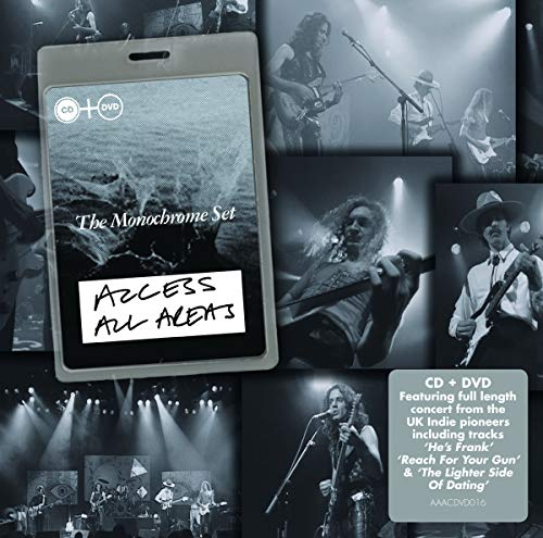 Access All Areas de Edsel Records