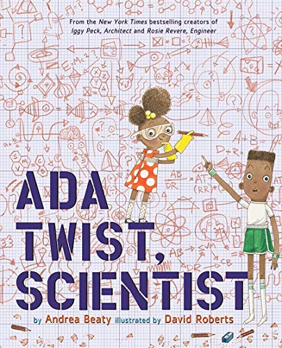 Ada twist scientist de Abrams Books for Young Readers