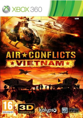 Air Conflicts Vietnam [import anglais] de Kalypso Media