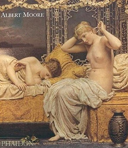 Albert Moore de PHAIDON PRESS