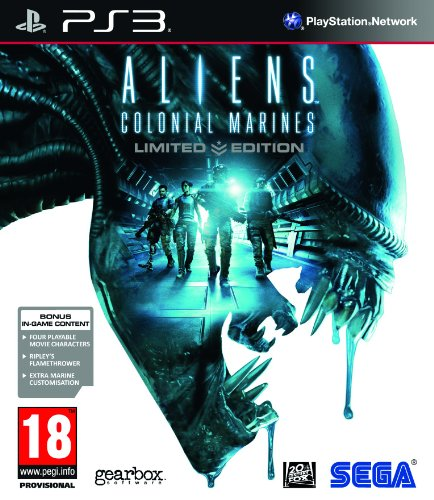 Aliens : Colonial Marines - limited edition [import anglais] de Séga