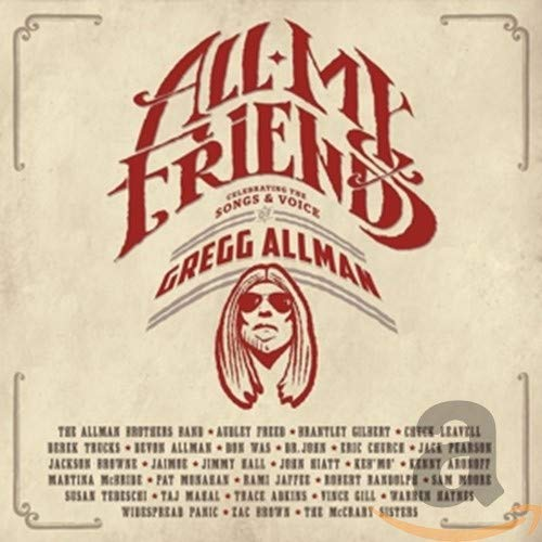 All My Friends: Celebrating the Songs & Voice of Gregg Allman de Fantasy Concord