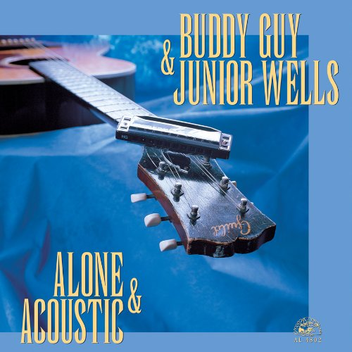 Alone & Acoustic [Import USA] de Guy, Buddy & Junior Wells