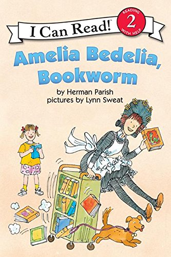 Amelia Bedelia, Bookworm de Brand: Greenwillow Books