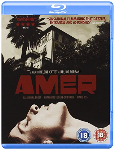 Amer [Blu-ray] [Import anglais] de ANCHOR BAY
