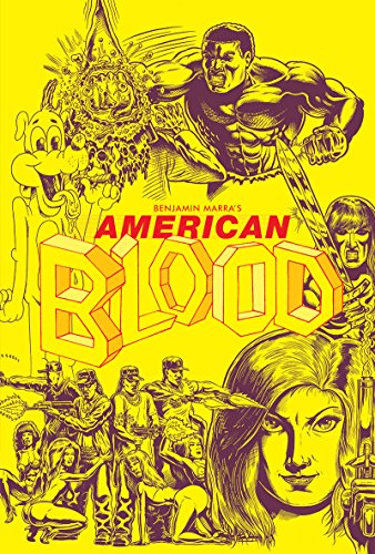 American Blood de Fantagraphics Books
