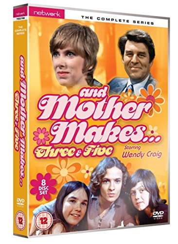 And Mother Makes... The Complete Series [DVD] [Import anglais]
