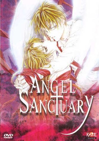 Angel Sanctuary - Intégrale VOSTF de Manga Distribution