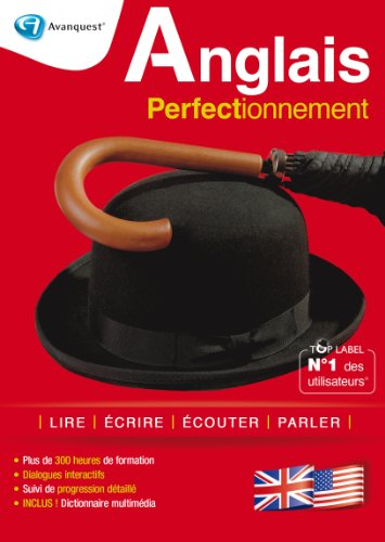 Anglais top label perfectionnement de Micro Application
