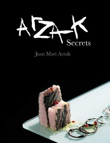 Arzak Secrets de Grub Street Publishing