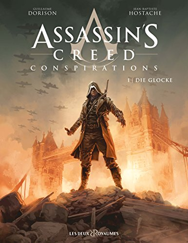 Assassin's Creed Cycle 2, Tome 1 : Conspirations de LES DEUX ROYAUMES