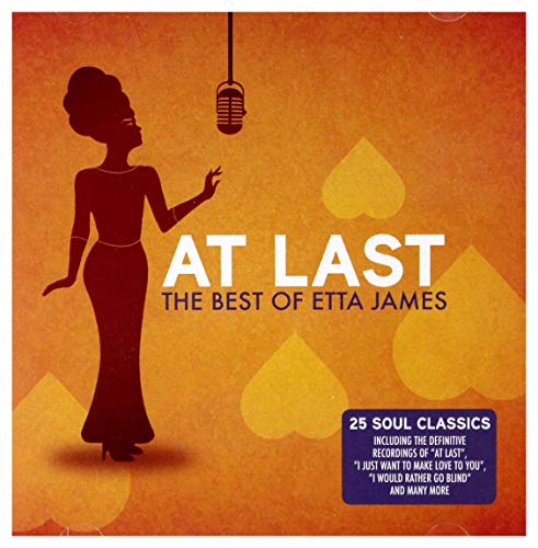 James Etta-at Last de Decca