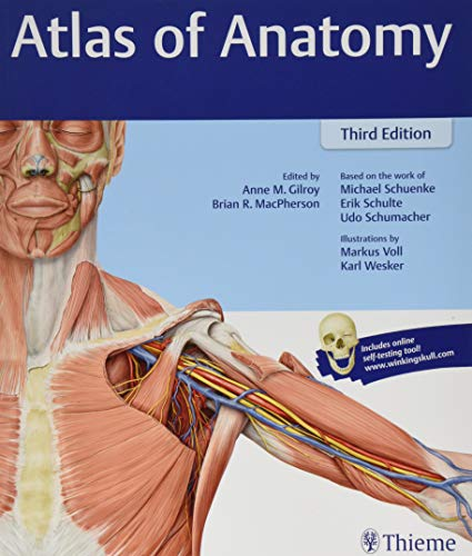 Atlas of Anatomy de Thieme Medical Publishers Inc