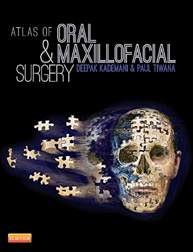 Atlas of Oral and Maxillofacial Surgery de Saunders