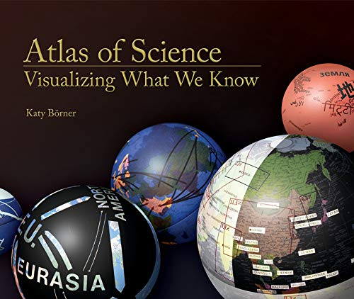 Atlas of Science – Visualizing What We Know de MIT Press