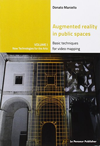 Augmented Reality in public spaces. Basic Techniques for video mapping de Le Penseur