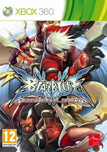 BLAZBLUE 2 CONTINUUM SHIFT X-360