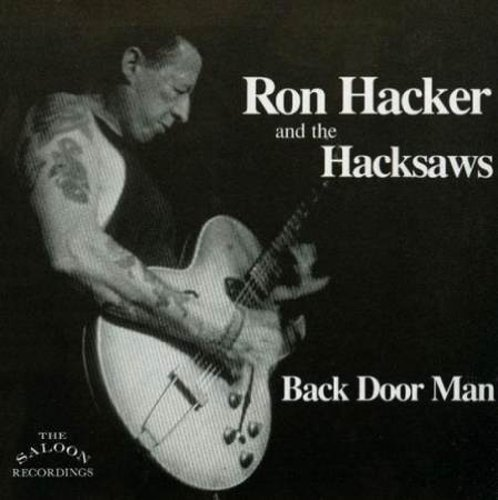 Back Door Man [Import USA] de Hacker, Ron