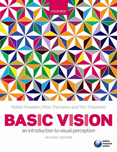 Basic Vision: An Introduction to Visual Perception de OUP Oxford