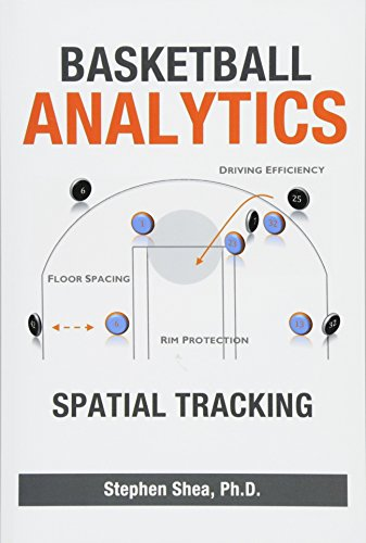 Basketball Analytics: Spatial Tracking de CreateSpace Independent Publishing Platform