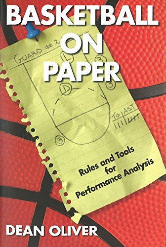 Basketball On Paper: Rules And Tools For Performance Analysis de Potomac Books Inc