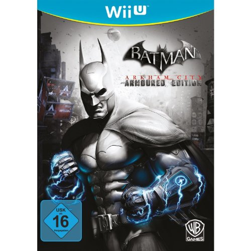 Batman Arkham City - armoured edition [import allemand] de Warner Bros.