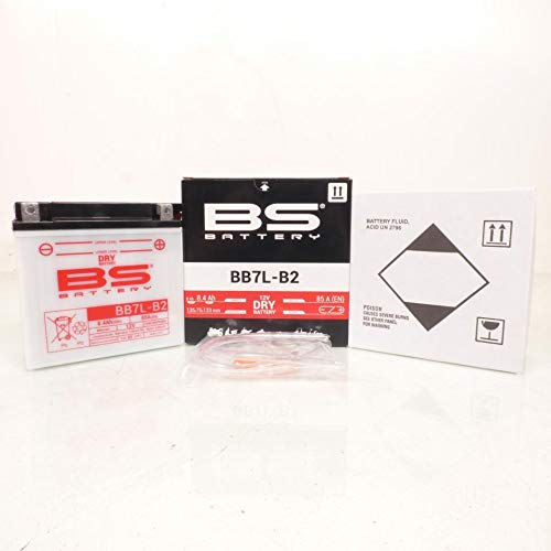 Batterie BS Battery Scooter MBK 125 Skyliner 1996-2005 YB7L-B2 / 12V 8Ah Neuf de BS Battery