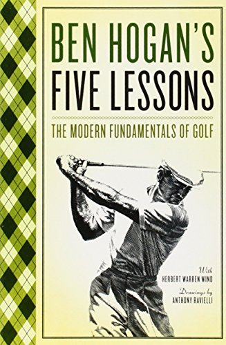 Ben Hogan's Five Lessons: The Modern Fundamentals of Golf de Brand: AS Barnes and Company