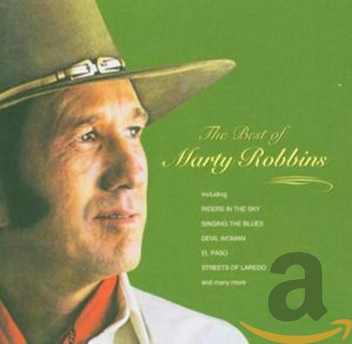 Best of Marty Robbins [Import anglais] de Robbins, Marty