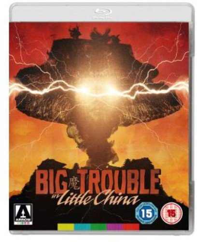 Big Trouble in Little China [Blu-ray] [Import anglais] de Imports