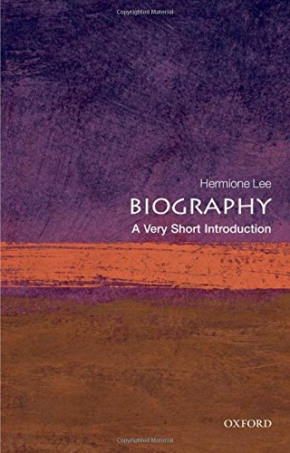 Biography: A Very Short Introduction de Brand: OUP Oxford