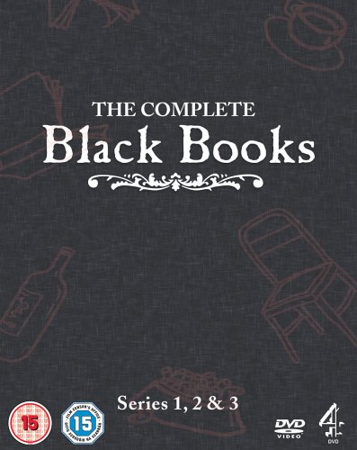 Black Books Series 1-3 [Import anglais] de Channel 4