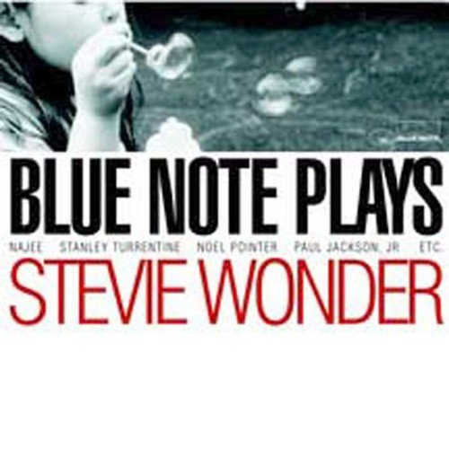Blue Note Plays Stevie Wonder [Import USA] de Mis