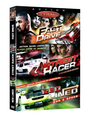 """Bolide : Fast Drive, Street Racer, Red Lined"" de Aventi Distribution"