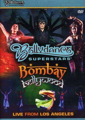 Bellydance Superstars: Bombay Bellywood: Live From Los Angeles [Import USA Zone 1] de Cia - Copeland Int'L