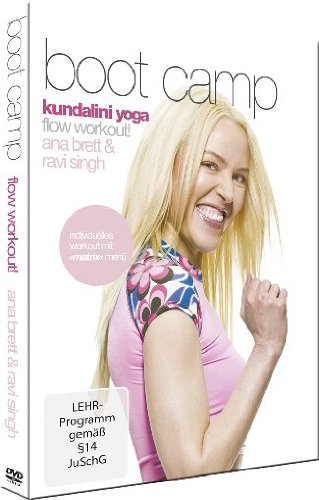Boot Camp - Kundalini Yoga [Import allemand] de AV Visionen GmbH
