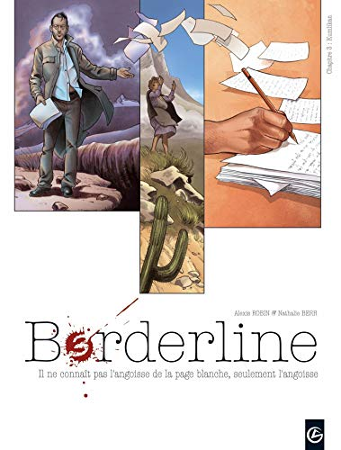 Borderline, Tome 3 : Kumlikan de Bamboo Editions