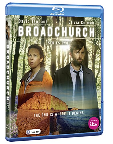 Broadchurch Series Two [Blu-ray] [Import anglais] de RLJ Entertainment