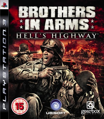 Brothers In Arms: Hell's Highway (PS3) [import anglais] de Ubisoft