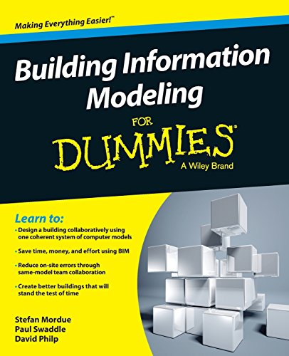 Building Information Modeling For Dummies de John Wiley & Sons