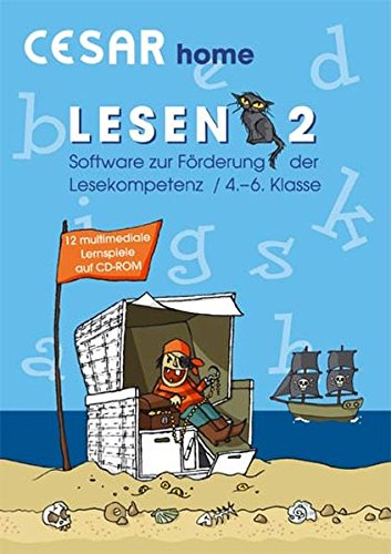 CESAR home Lesen 2/Windows 98-XP [import allemand] de CES Verlag