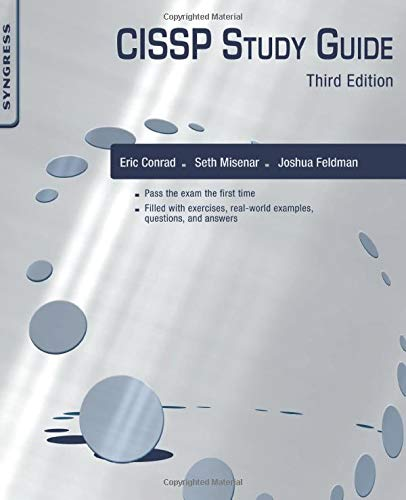 CISSP Study Guide de Syngress