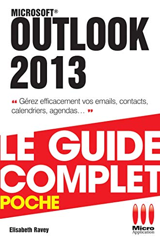 COMPLET POCHE OUTLOOK 2013 de MA Editions