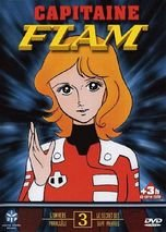 Capitaine Flam - Vol.3 (8 épisodes) de Manga Distribution