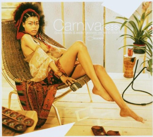 Carnival - Spicy Flavors & Exotic Grooves Set Fire To Blue Note - Digipack [Import allemand] de EMI MKTG