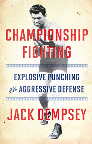 Championship Fighting: Explosive Punching and Aggressive Defense- de Simon & Schuster