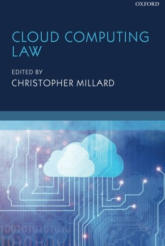 Cloud Computing Law de Oxford University Press