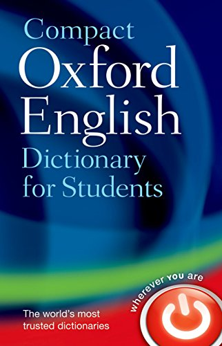 Compact Oxford English Dictionary for University and College Students de Brand: Oxford University Press