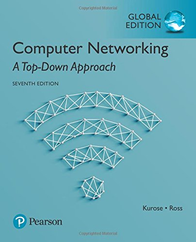 Computer Networking: A Top-Down Approach, Global Edition de Pearson