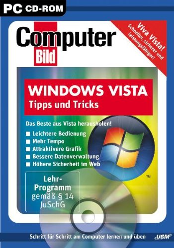 ComputerBild Vista Tipps und Tricks [import allemand]